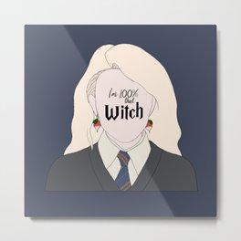 That Witch, Luna Metal Print