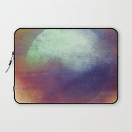 Circle Composition Laptop Sleeve