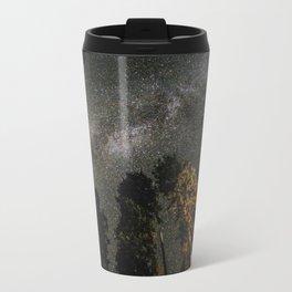 Milky Way Above Sequoia Travel Mug