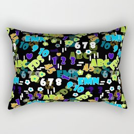Children's pattern Rectangular Pillow