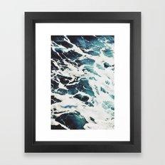 Nørdic Water No. 5 Framed Art Print