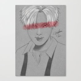 [SHINee] taemin // 42118 Canvas Print