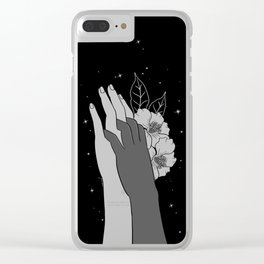 The Piano Clear iPhone Case