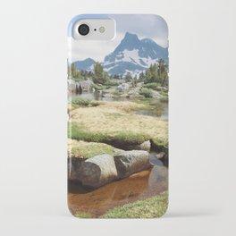 Banner Peak iPhone Case