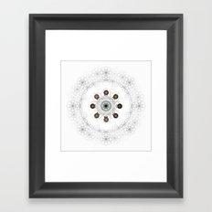 Nexus N°16 Framed Art Print