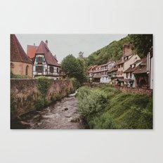 Kaysersberg Canvas Print