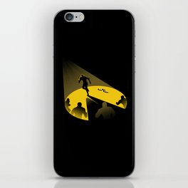Endless Chase iPhone Skin