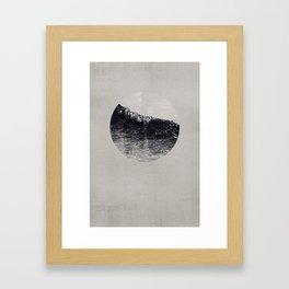 AQUA / 2 Framed Art Print