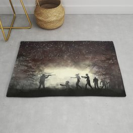 Night Shooter Rug
