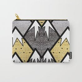 The Gold and Silver Hills Carry-All Pouch