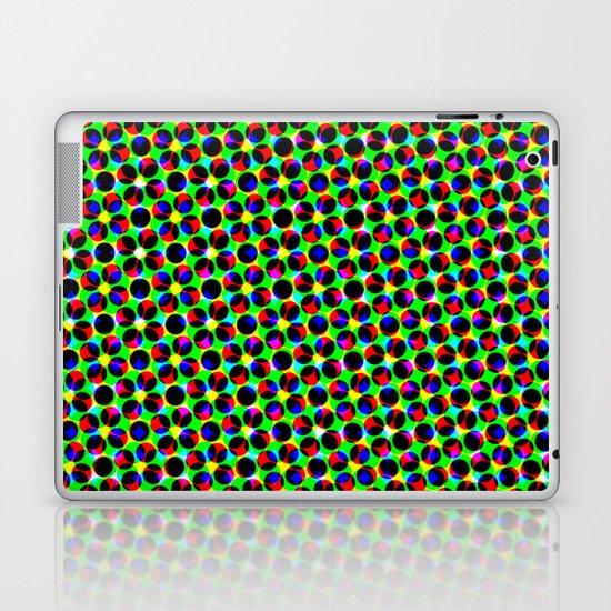 COLORFUL DOT Laptop & iPad Skin