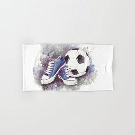 Football Hand & Bath Towel