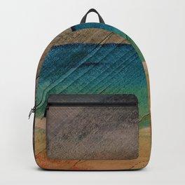 Stormy Beach Backpack
