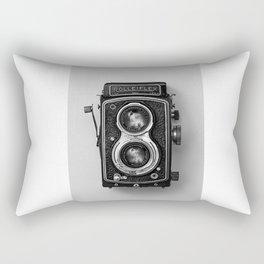 Rolliflex Camera Rectangular Pillow