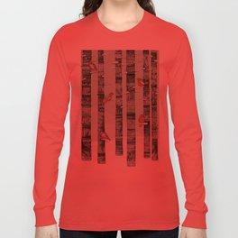January Birds Long Sleeve T-shirt