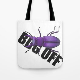 The Eminent Bug Tote Bag