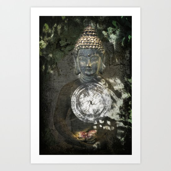 Buddha *The only real failure in life is not to be true to the best one knows* Art Print