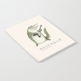 Rockodile Notebook