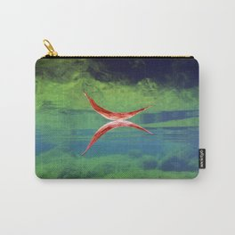 Underwater Reflection Carry-All Pouch