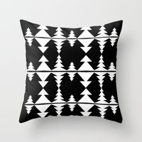 geo Throw Pillows featuring geo by BruxaMagica_susycosta