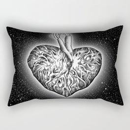 Lonely Heart Rectangular Pillow