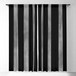 Gothic Stripes II Blackout Curtain