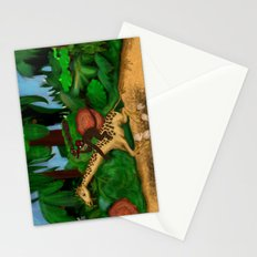 Deep in the Jungle Stationery Cards