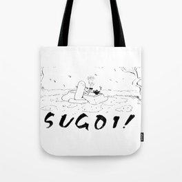 Roundman: Sugoi Tote Bag