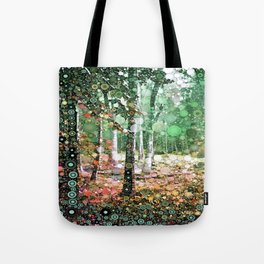 :: Walk in the Woods :: Tote Bag