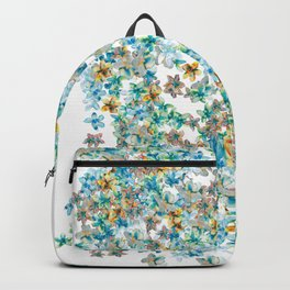 Little Flowers For You Backpack