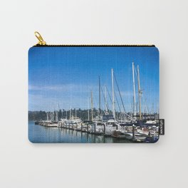 Sausalito Blues Carry-All Pouch