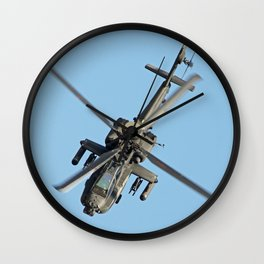 Apache on the Attack Wall Clock