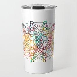 Neural Network Travel Mug