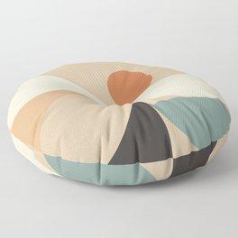 Mid Century 08B Floor Pillow