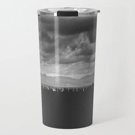 Scenic View of Mountains in Quebec Travel Mug