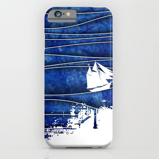 The Lonely Sea iPhone & iPod Case