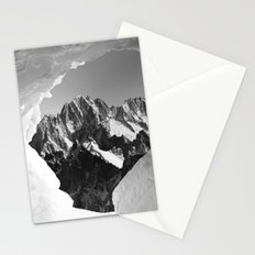 French Alps, Chamonix, France. (1) Stationery Cards