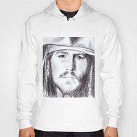sparrow Hoodies featuring Sparrow by Belay