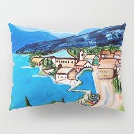 Lake Garda, Italy Pillow Sham
