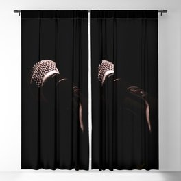 microphone Blackout Curtain