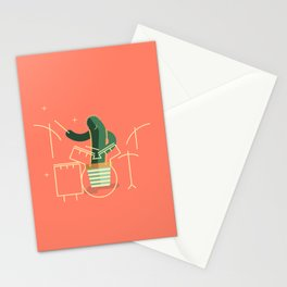 CACTUS BAND / The Drums Stationery Cards
