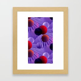 a pattern for you -201- Framed Art Print