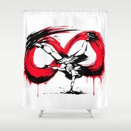 Samurai Champloo Mugen Shower Curtain