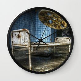 Life's end Wall Clock