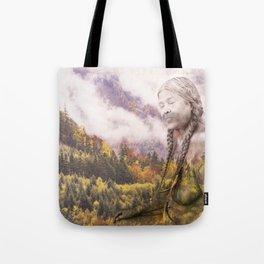 Pine Eagle Mama Tote Bag