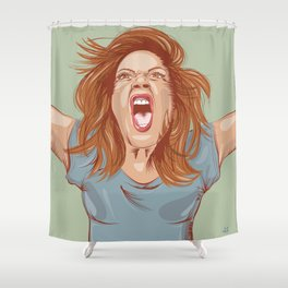Relating to the Extreme Shower Curtain