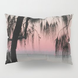 The Sunrise Weeping Tree Pillow Sham