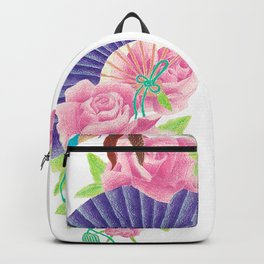 Eclectic Sleeve Backpack