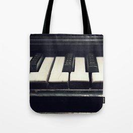 Ivories Tote Bag