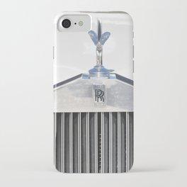 WHITE ROLLER - ROLLS ROYCE iPhone Case